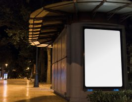 What are pavement signs?